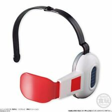 Bandai Dragon Ball Z Kai Scouter Red ver. Cosplay Figure Candy Toy New Japan