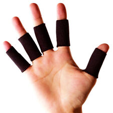 LP Support 653 Fingerbandagen Fingerband 5 Stück Schwarz