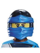Jay Ninjago Maske für Kinder von Lego - Cod.156538