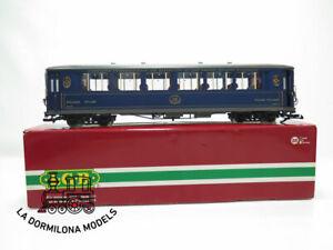 "DV376 ESCALA G - LGB 31655 Salonwagen ""Orient Express"" Nº31655 - OVP"