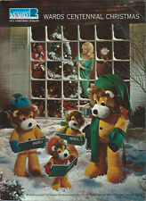 1972 WARDS CENTENNIAL CHRISTMAS CATALOG WISHBOOK Montgomery Ward