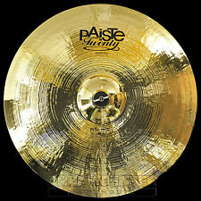 "Paiste Twenty 20"" Custom Full Ride Cymbal - Blowout Special! - CY0005151620"