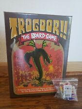 Trogdor! The Board Game! With Homestar Meeples Family Friendly Fun Strategic