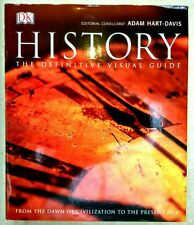 History: The Definitive Visual Guide - Hardcover