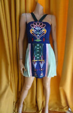 (AUG186) NEW! Size 14 ADIDAS ORIGINALS MARY KATRANTZOU SPORTS TENNIS DRESS WOMEN