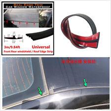 Universal 10ft 3M Car Windshield Sunroof Waterproof Dust Proof Edge Seal Strips