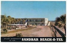 Sandbar Beach-O-Tel Studio Apartments, Venice, Florida