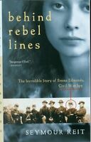 Behind Rebel Lines: The Incredible Story of Emma Edmonds, Civil War Spy by Seymo
