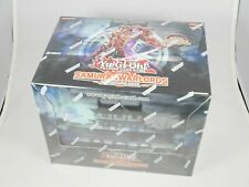 Yugioh 1st Edition Samurai Warlords Structure Deck Box Factory Sealed Case