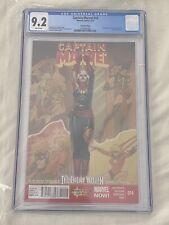 Captain Marvel #14 CGC 9.2 🔥NOT 9.8 Mislabeled VARIANT 🔥1st Kamala Khan