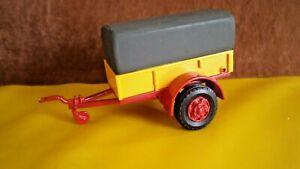 remorque CHECKER ''Ben Hur'' -  Cirque PINDER  1/43 è scratch Dinam'0 Miniatures