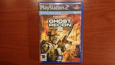 1028 Playstation 2 Ghost Recon 2 PS2 PAL