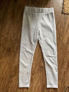 girls old navy fleece lined leggings size 14-16