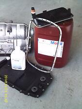 Ölwechsel statt Getriebespülung BMW  Automatikgetriebe 530d X5 X3  ZF 6 Gg Getr