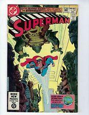 SUPERMAN # 367 (DC Comics, JAN 1982), VF/NM