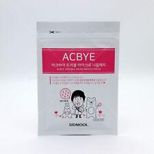 [Sidmool] ACBYE Trouble Micro Needle Patch 1+1 (total 12ea) / K-beauty