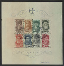 PORTUGAL HB 7 º (USED) - MUY RARA