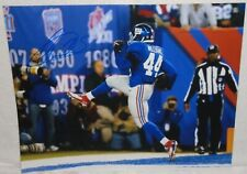 New York Giants Andre Williams Signed 16x20 Photo w/ Cert