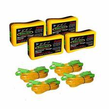 Battery Saver 6V/12V 12W Battery Charger Maintainer 4pcs Combo Set 6259