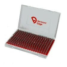 Vermont Gage Black Pin Set 901100600 Class Zz Plus Range 0501 0625 Usa