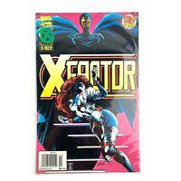 X Factor Comic #115 X-Men Marvel October 1995