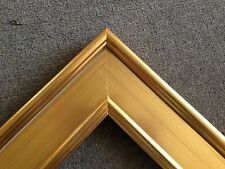 """3.75"""" Gold Ornate Classic Picture Frame PLEIN-AIR 11""""x14"""" M6G (Lot of 5)"""