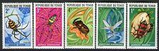 403 - Tchad - Fauna - Insects - MNH(**) Set