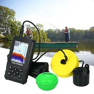 Wireless Echo-Sounder Fish Finder XF-11 3 in 1 Fishing Waterproof Sonar Sensor
