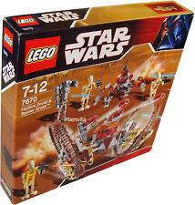 Lego® Star Wars 7670 - Hailfire Droid & Spider Droid 249 Teile 7-12 Jahren - Neu