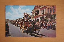 Rare Vintage Photograph Postcard Annual Frontier Days Parade PRESCOTT  C1970'S