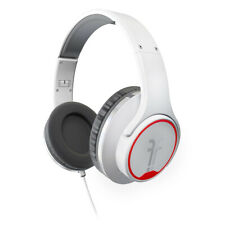 Flips Audio Solo 2 Social Collapsible HD Headphones Speakers FH2815WH6 White