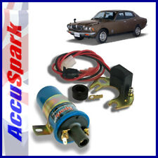 AccuSpark Electronic ignition kit + Coil for Nissan Bluebird 1971- 1980