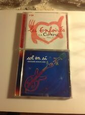 Lot 2 CD / Les enfoirés la compil vol 3 double CD 2005 /Sol en si 1995