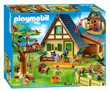 Playmobil #4207 Forest Lodge House NEW SEALED