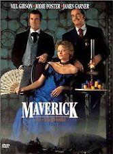DVD *** MAVERICK *** Mel Gibson - Jodie Foster -