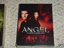 Angel - Season 1 DVD NEW SEALED ORIGINAL FOLDOUT SET
