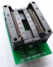 new PSOP44 to DIP44 universal programmer socket adapter AMD29F400 for car -U29