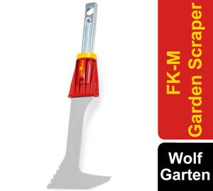 Wolf Garten FK-M Garden Scraper Multi-Change Toolhead Weeds Moss Removal