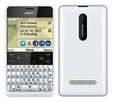 Nokia Asha 210 GSM Unlocked QWERTY Keyboard Bluetooth Wifi Dual SIM Cell Phone