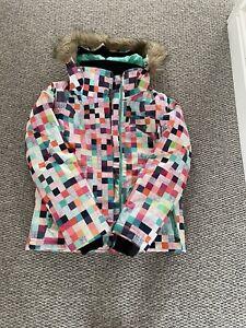 Roxy Girls Ski Jacket Age 12