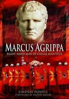 Marcus Agrippa by Lindsay Powell 9781848846173   Brand New   Free UK Shipping
