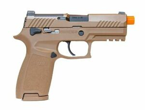 SIG SAUER AIR-PF-M18GG PRO FORCE MILITARY REPLICA AIRSOFT PISTOL