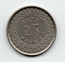 Suriname - 25 Cent 1979