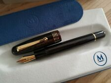 MOLTENI PEN MODELO 54 CHOCO LT ED FOUNTAIN PEN