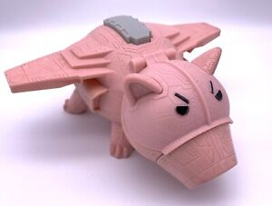 Imaginext Toy Story 3 Evil Dr Porkchop Flying Ship Hamm 2009 Fisher Price Disney