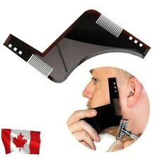CA Beard Shaper Shaping Tool  Stencil Premium Quality Beard Liner Styling Comb