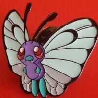 Butterfree Pin Pokemon Enamel Retro Metal Brooch Badge Lapel