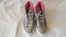 Nike Blazer ND Basketball 371761-005 2009 Grey/ Pink/ White Size 7 Men Sneakers