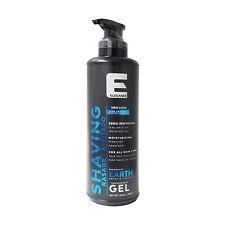 Elegance EARTH Transparent Shaving Gel 16.9 Oz (NEW LOOK) - Free Shipping!!!