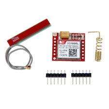 SIM800L GPRS GSM SIM Board Quadband Onboard TTL with Antenna for Arduino